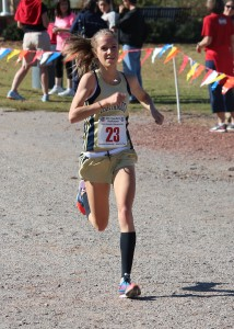 Teghan Hederson - XC & TF